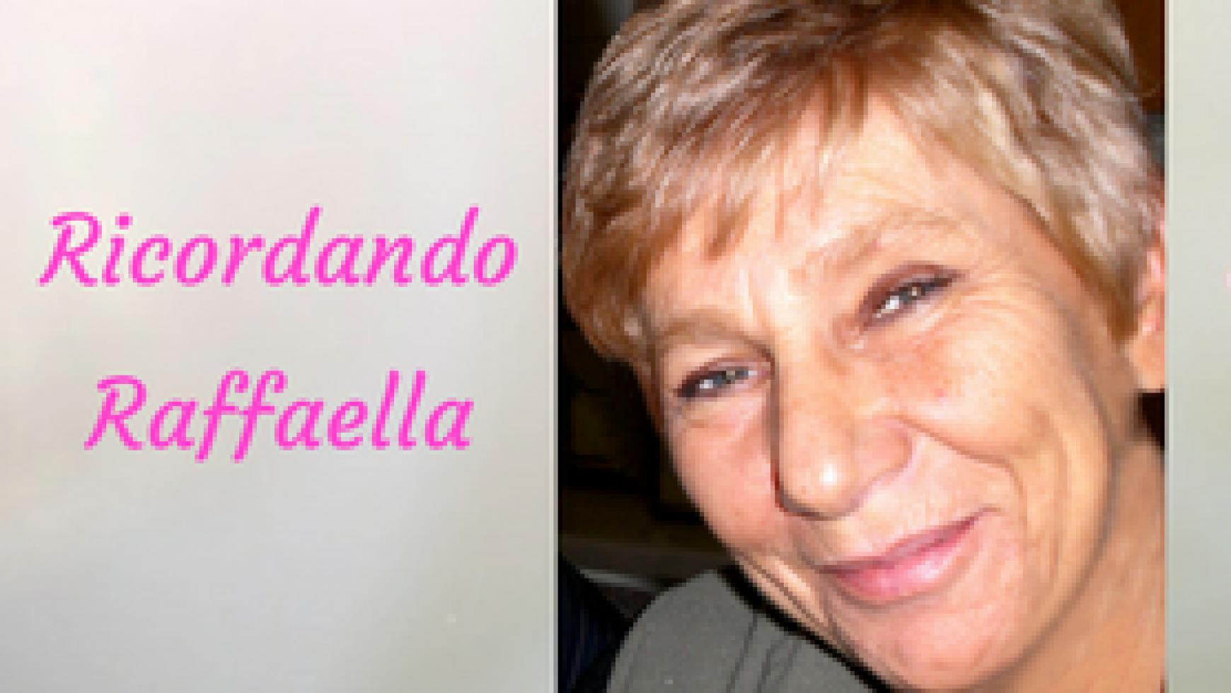 Ricordando Raffaella