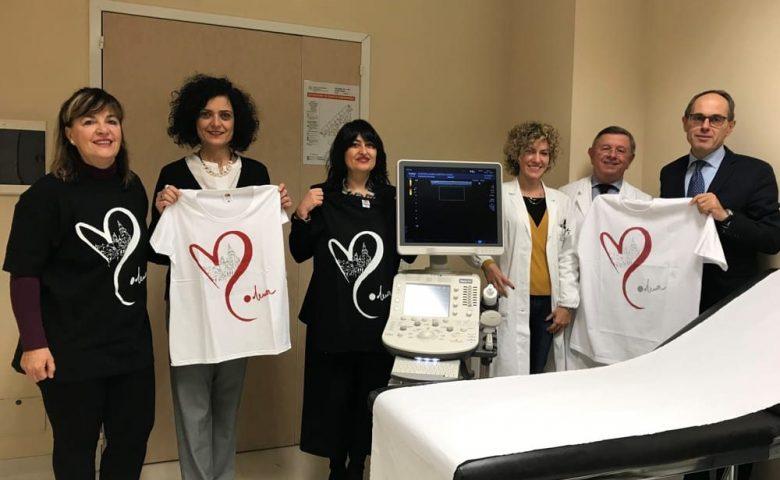 Donazione Ecografo al COM di Modena