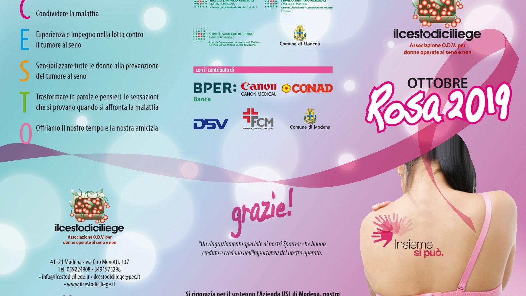 Ottobre Rosa 2019