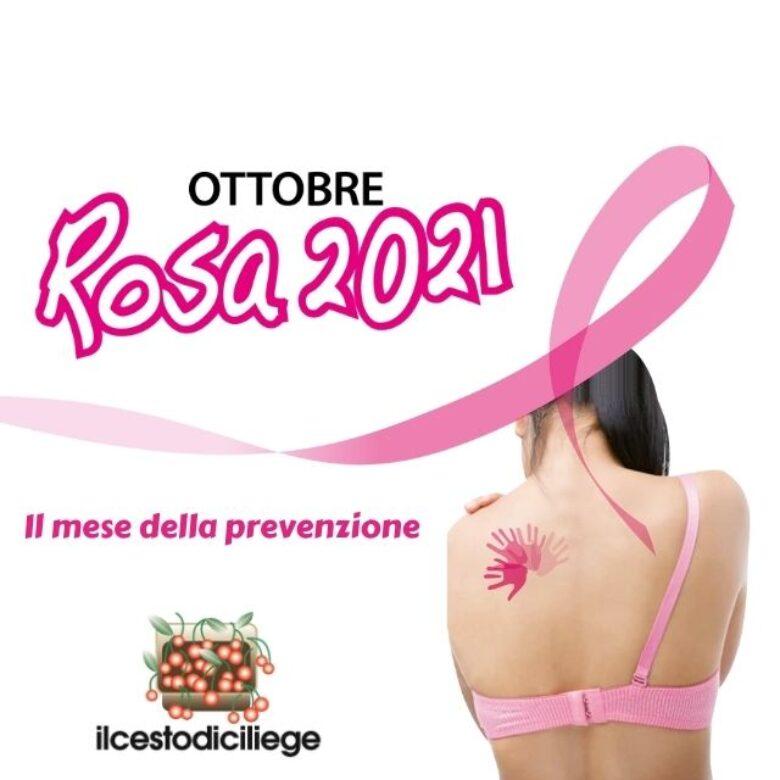 Ottobre Rosa 2021 – Il mese della prevenzione